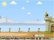 Флеш игра онлайн Робин Гуд миссии / Robin Hood Mission