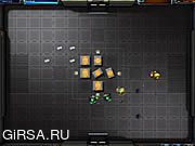 Флеш игра онлайн Тренер Robokill