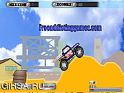 Флеш игра онлайн Crawler утеса / Rock Crawler