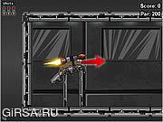 Флеш игра онлайн Rocket Weasel