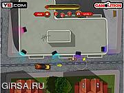 Флеш игра онлайн Рок-тур на автобусе! / Rockstar Tour Bus