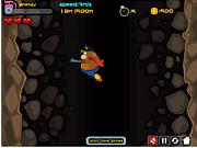 Флеш игра онлайн Горный герой