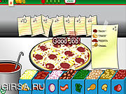 Rolf's Pizza Making