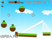 Флеш игра онлайн Роллинг 2 / Rolling Football 2