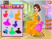 Флеш игра онлайн Макияж для романтического ужина / Romantic Dinner Date Makeover