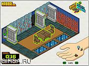 Флеш игра онлайн Построьте вашу собственную комнату / Build Your Own Room