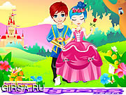 Флеш игра онлайн Royal Princess знакомств / Royal Princess Dating