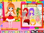 Флеш игра онлайн Королевский Три Сестры / Royal Three Sisters' Christmas