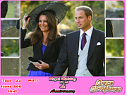 Флеш игра онлайн Годовщина свадьбы / Royal wedding 2nd anniversary