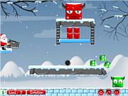 Флеш игра онлайн Рождество Рудера / Ruder Christmas Edition