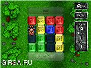 Флеш игра онлайн Рунический Квест / Runic Quest