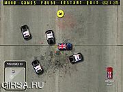 Флеш игра онлайн Runway Pilferer