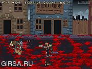 Флеш игра онлайн Rupert's Zombie Diary
