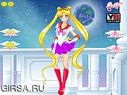 Флеш игра онлайн Sailor Girls