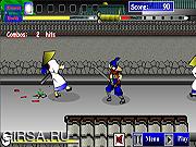 Флеш игра онлайн Кровь самурая / Samurai's Blood