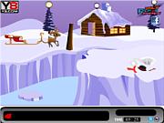 Флеш игра онлайн Побег  Санта-Клауса / Santa Claus Escape
