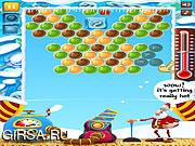 Флеш игра онлайн Santa's Candy