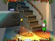 Флеш игра онлайн Санта / Santa's Rescue Elf