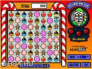 Флеш игра онлайн Santa Balls