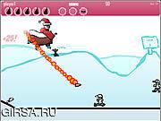 Флеш игра онлайн Буйство Санты / Santa's Rampage