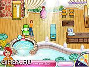 Флеш игра онлайн Оздоровительный спа-салон Саши / Sasha's Health Spa