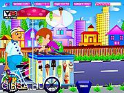 Флеш игра онлайн Мороженое для малышей / School Kids Ice Cream Bar