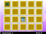 Флеш игра онлайн Школа. Игра на память / School Memory Test