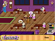 Флеш игра онлайн Ужин Скуби Ду / Scooby Doo Diner