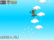 Игра Scooby Doo Jumping Clouds