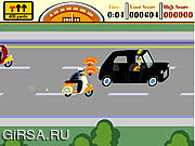 Флеш игра онлайн Scooter Ace