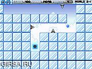 Флеш игра онлайн Веселый мяч