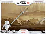 Флеш игра онлайн Wall-E Scrap Shoot