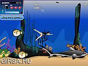 Флеш игра онлайн Treasure Diver