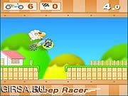 Флеш игра онлайн Sheep Racer