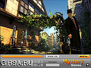Флеш игра онлайн Шерлок Холмс: спрятанные буквы / Sherlock Holmes: Finds Hidden Letters