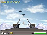 Флеш игра онлайн Уничтожитель вертолетов / Shooting Helicopter