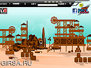 Флеш игра онлайн Shooting Time