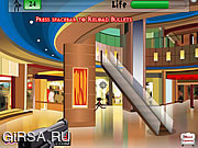 Флеш игра онлайн Shopping Mall Shooting