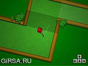 Флеш игра онлайн Глупо Гольф