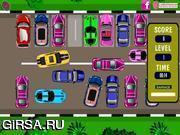 Игра Simpsons Car Parking