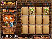 Флеш игра онлайн Библиотека Сиси / Sisi's Library
