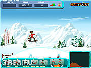 Флеш игра онлайн Skate Skate Glide