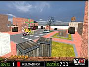 Флеш игра онлайн Дробовик Скита 2 / Skeet Shotgun 2