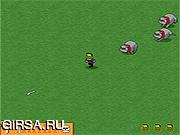 Флеш игра онлайн Skeleton Park