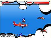 Флеш игра онлайн Гоньба неба / Sky Chase