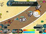 Флеш игра онлайн Sky Guardian
