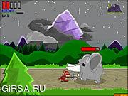 Флеш игра онлайн Убить Дракона / Slay The Dragon