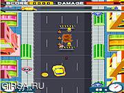 Флеш игра онлайн Франтовской водитель / Smart Driver