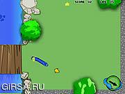 Флеш игра онлайн Ненасытная змея