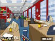 Флеш игра онлайн Снайпер пейнтбола / Sniper Paintball